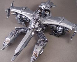 Megatron II Transformers by TomCampbell