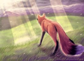 Summer Storm by x-RainFlame-x