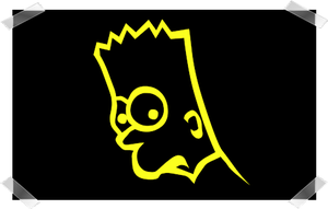 Bart Simpsons by coolerpvr