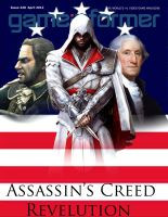 assassins Creed -gameinformer Cover- by Steamland