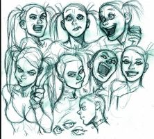 tempest expression gestures by bordon