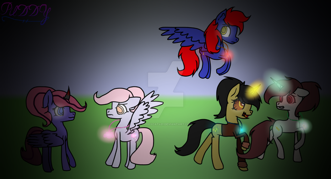 And Then There Were 3 by puddycat431