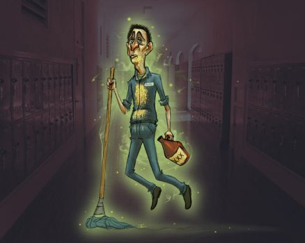 Missing from Paranorman: challenge by QGildea