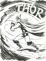 Classic Thor by CagsCreations