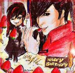 Happy Birthday GACKT! 2013  Preview by BlueAbyss96