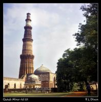 Qutub Minar rld 01 by richardldixon