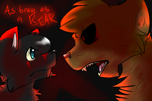 As brave as a bear by Darkstar-9-25
