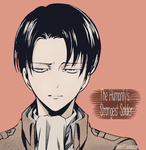 Levi Rivaille Coloring by Cammie-972