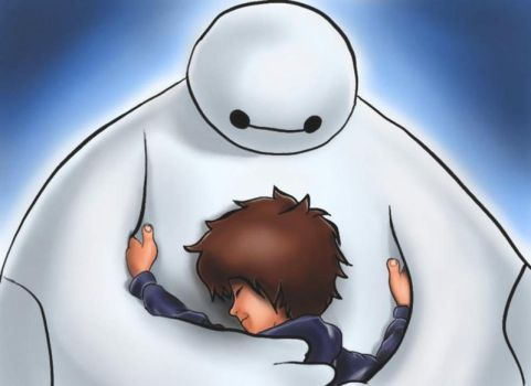 Big Hero 6 by anitamandic