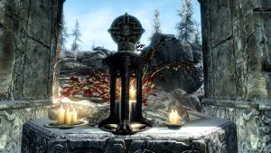 The Shrine II by Solace-Grace