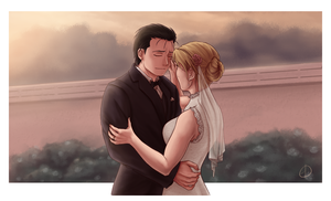 Wedding Prompt by MethodforMadness