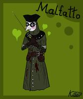Malfatto Chibi by Killer103