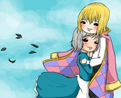 howl's moving castle by JMCalcifer