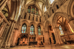 Wells Cathedral - interior 2 by Vitaloverdose