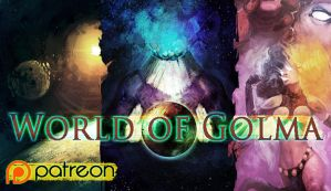 World of Golma Patreon!!! by ZachDB