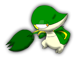 Snivy by EpicGuitar