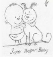 Super Diaper Baby by GG-lover