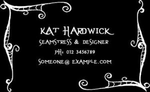 Business Card by katerlin