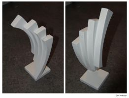 Abstract Sculpture by Mr-Owlow