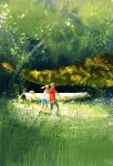 That was definitely a strange picnic. by PascalCampion