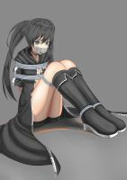 black rock shooter by cailin020