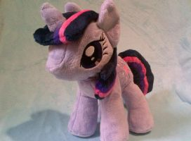 Twilight Sparkle #1 by ManlyStitches
