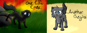 When one life ends, another begins by Skycloud-Nya