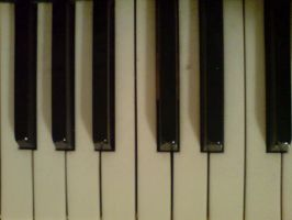 My piano 1 by NCvicsfriend