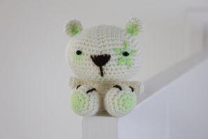 Minty Bear by jolieke10