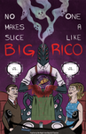 Big Rico's Web Larger by Memenaar