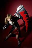 Crazy Maka by NightNike
