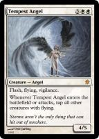 Tempest Angel by JTMS