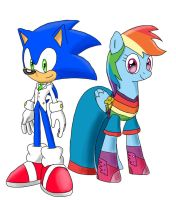 Sonic and RD Ask Blog: SSC Outfits 2013 by MegaArtist923