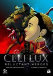Celflux Issue No.2 Cover Artwork by gemgfx