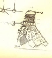 Dalek Redesign by Norsehound