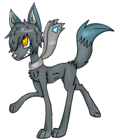 AT: WolfNproud by CaptainKANO