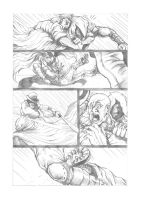 Moon Knight 16 - test page 20 by Av3r