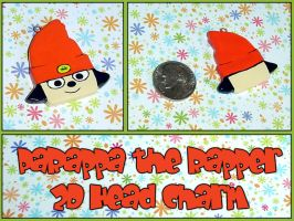 Parappa the Rapper 2D Charm by YellerCrakka