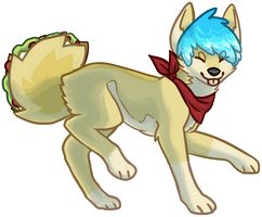 [co] tacodog by catqhost
