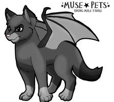 BotaniRaver - Entity by Muse-Pets