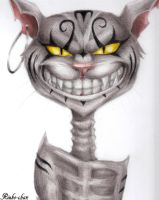 Cheshire Cat - Alice Madness Returns by Riuko-chan