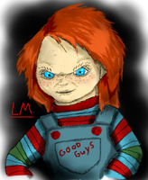 Chucky: Phantom of the toy box by Laquyn