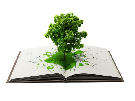 tree in book by hamioui