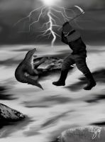 Seal Slaughter by SinaWho