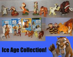 Ice Age Collection Part 1 by LeaveItToVi