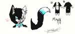 Seling Character: Maxximus by suqarbunny