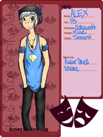 PSOTA:Alex Secondary Application(OriginallyFemale) by TheFloatingFish