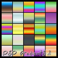 PSP Gradients 2 by ak2290