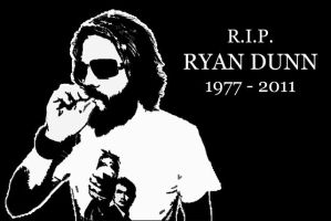 R.I.P Ryan Dunn by wgamefreak