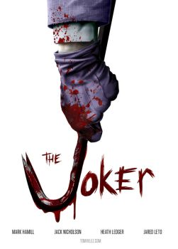The Joker - Concept Poster by punktx30